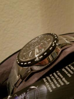 Citizen Eco-Drive World Time AT9071-58E Stainless Steel Wris