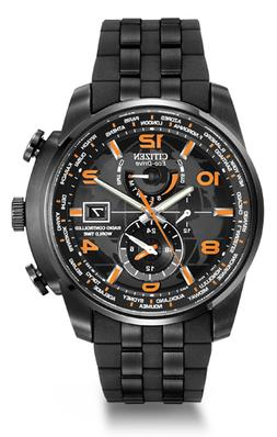 Citizen Men's AT9015-08E World Time A-T Limited Edition Eco-