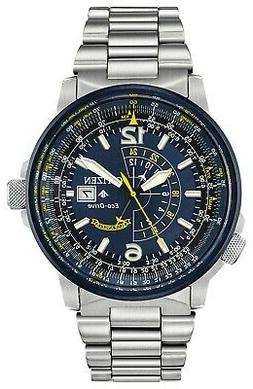 CITIZEN BJ7006-56L Eco-Drive Promaster Nighthawk Blue Angels