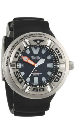 BRAND NEW SEALED CITIZEN ECO DRIVE PRO MASTER DIVER WATCH W/