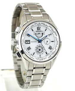 CITIZEN EXCEED AT9110-58A Eco-Drive Double Direct Flight Men