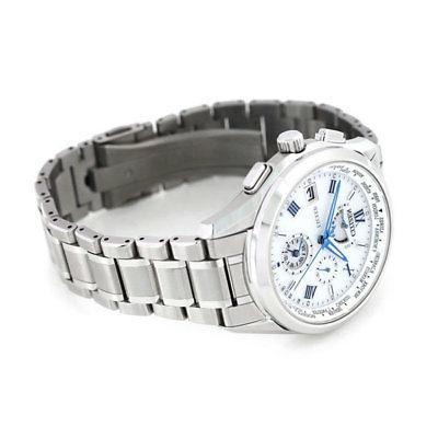 CITIZEN EXCEED AT9110-58A Double Flight Watch