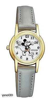 CITIZEN REGUNO KP7-126-10 Disney Mickey Mouse Women's Watch