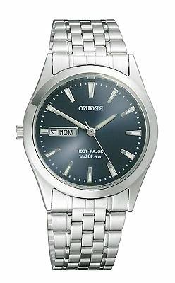 CITIZEN REGUNO Solar Tech Standard Model RS25-0052B Men's Wa
