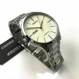 Men's Citizen Automatic Day and Date Display Watch NH8350-83