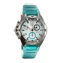 VAGARY watch by CITIZEN IY1-818-10 for ladies chrono green p